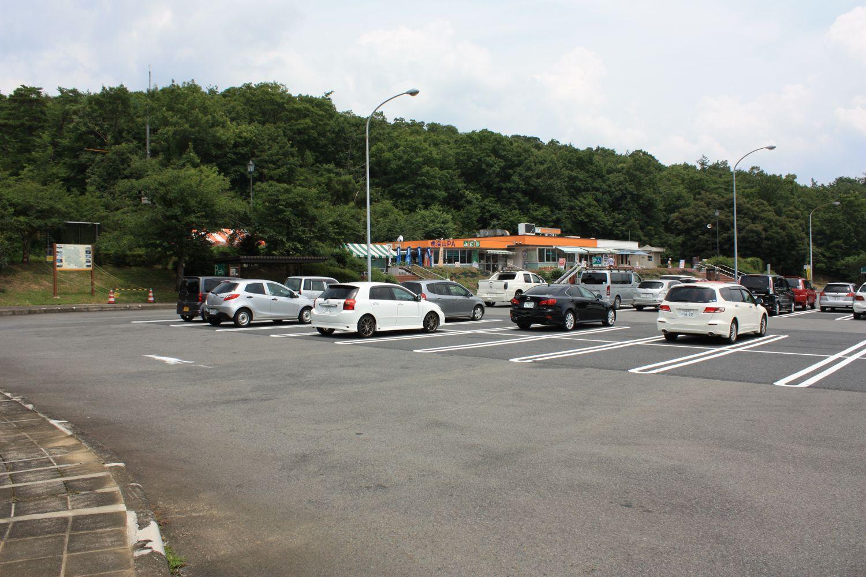 虎渓山PA(上り線)