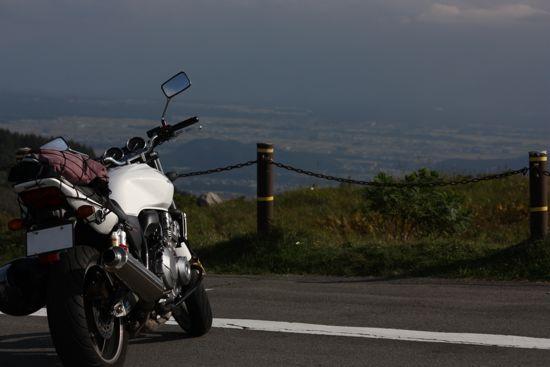 0116_富士見台のCB400SFRevo