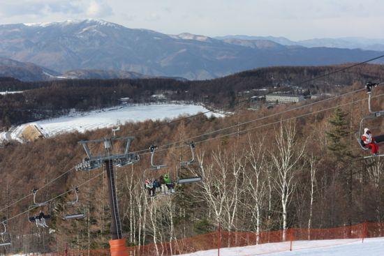 白樺高原国際スキー場2