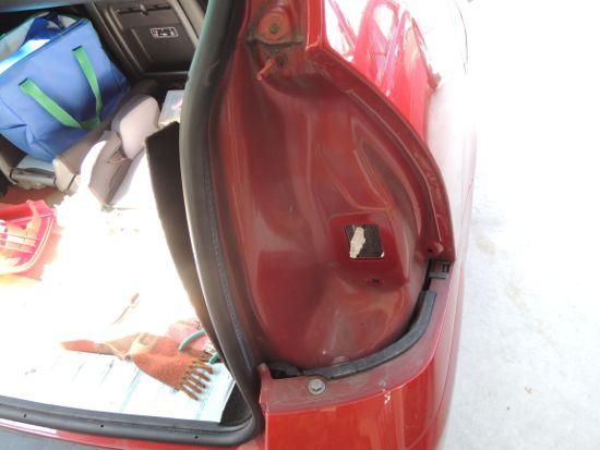 PEUGEOT 307SW rear1
