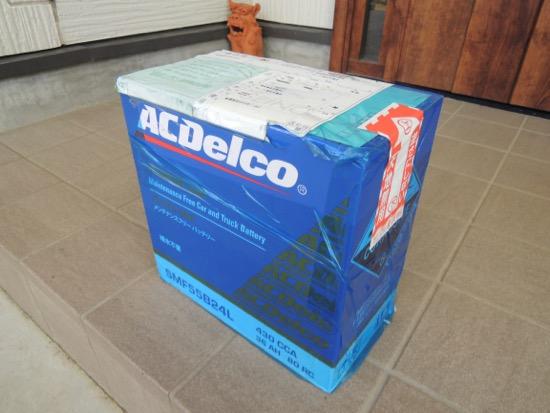 AC DELCO SMF55B24L